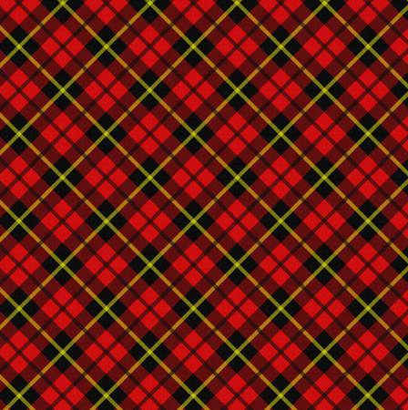 Plaid écossais