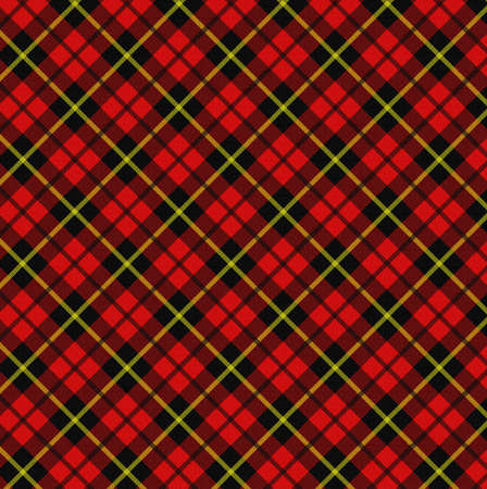 scottish: Scottish plaid