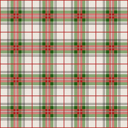 Scottish plaid Stock Photo - 3880564