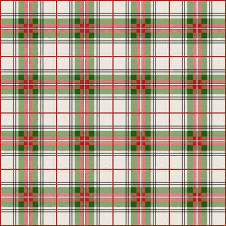 Scottish plaid Stock Photo - 3880564