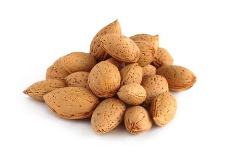 frutas secas: Almendras
