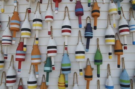 boyas: En el muro de la langosta Boyas