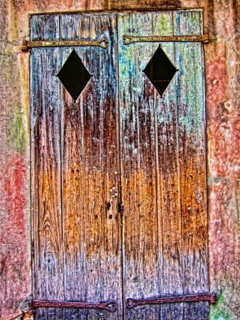 Preservation Hall Doors