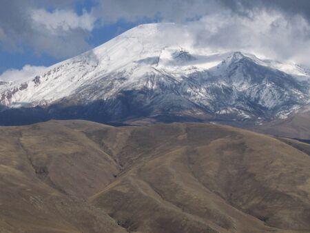 Mount Ararat - Ice and snow - Turkey photo