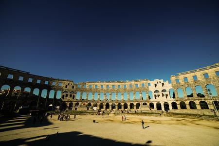 Colosseum, Pula