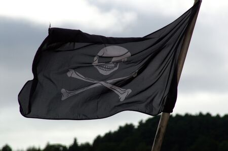 sq: Pirate Flag