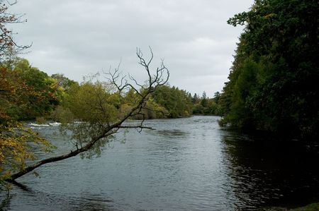 ness river: river bend