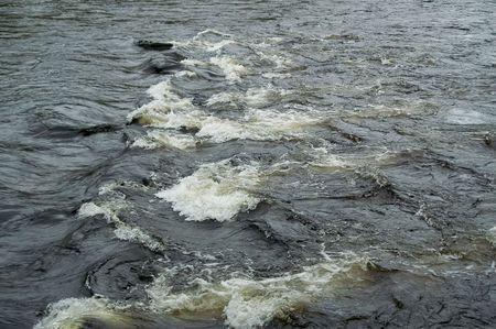 ness river: river rapids