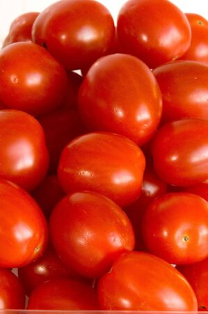 cherry plum tomato photo