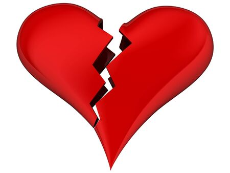 bereavement: Broken heart