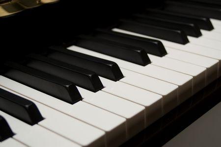 orchestrate: Piano Stock Photo