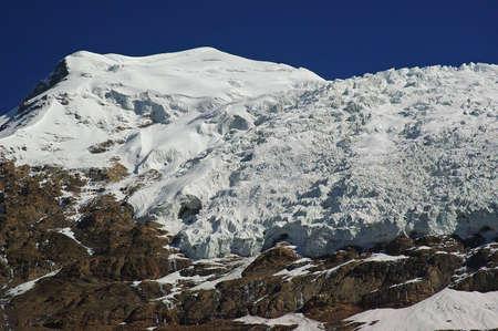 altiplano: Altiplano glacier