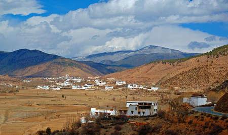 yunnan: Tibetan region scene