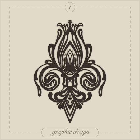 Design element for decorations   Vector illustration Stock Vector - 14683381