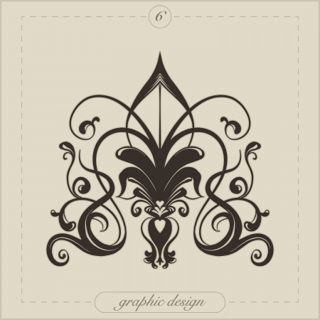 Design element for decorations Stock Vector - 14683392