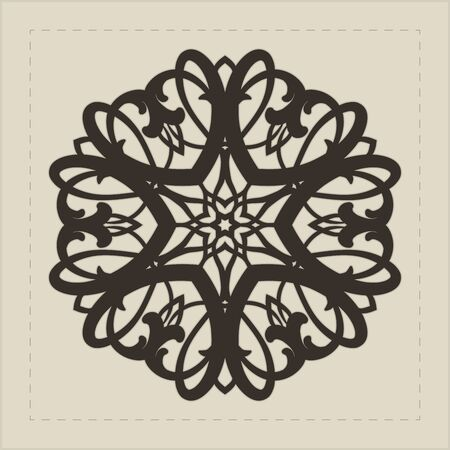 Design element for decorations  Vector
