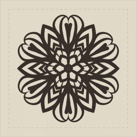 Design element for decorations