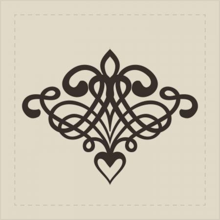 Design element for decorations   Vector illustration Stock Vector - 14683379