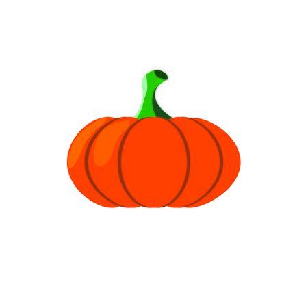 illustrators: Halloween pumpkin Illustration