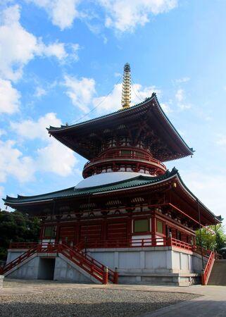 Taken in Narita village, at a temple in Tokyo, Japan