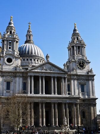 Christopher Wrens St Pauls Cathedral in London , UK photo
