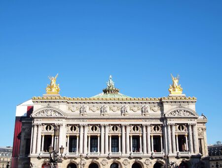 musique: The National Academy of Music in Paris  , France , Europe
