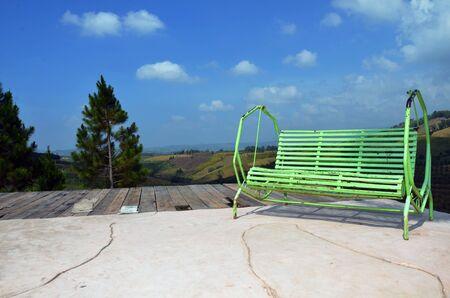 Green travel Banco de Imagens
