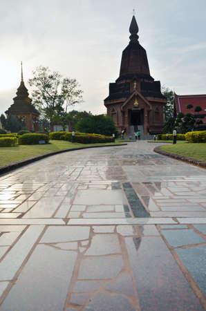 Rerax em templo