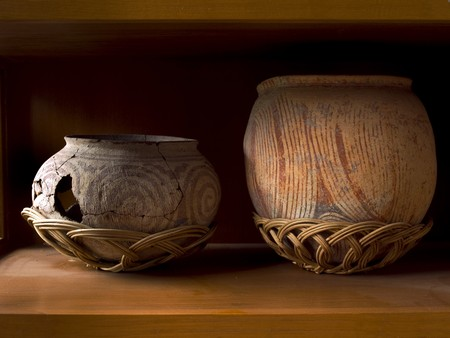 Ancient pottery of Ban Chiang