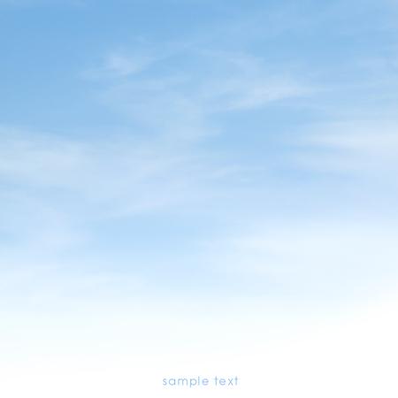 fond: doux fond de ciel Banque d'images