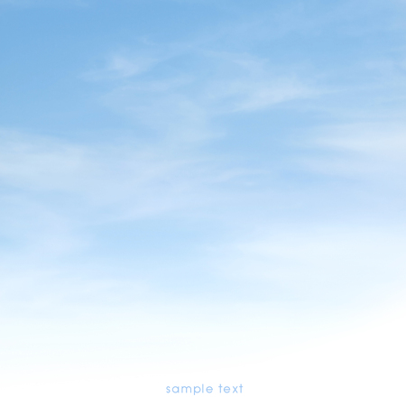 blue sky: soft sky background