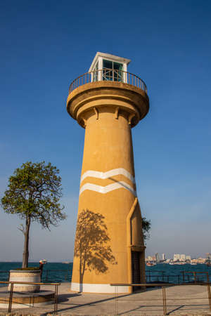 Lighthouse in Pattaya Thailand Southeast Asia