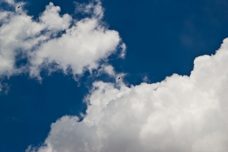 this picture is sky picture that transfers as , rest , Stock Photo - 14000650