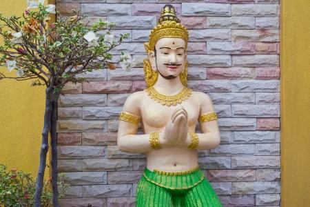 molded: molded figure at chonburi thailand