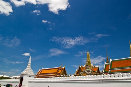 this picture transfers at Temple of the Emerald Thailand Buddha photo