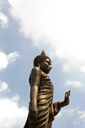 View of buddha statue in Thailand Stock Photo - 14503464