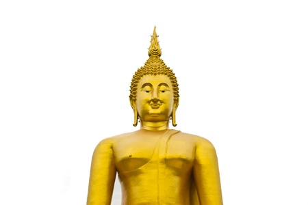 big buddha at thailand. Stock Photo - 15327536