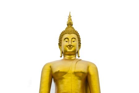 big buddha at thailand Stock Photo - 15327537