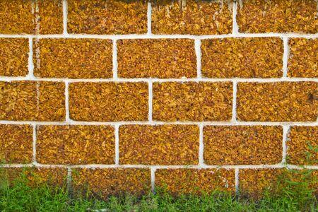 old wall at heritage world Phra Nakhon Si Ayutthaya park Stock Photo - 15619056