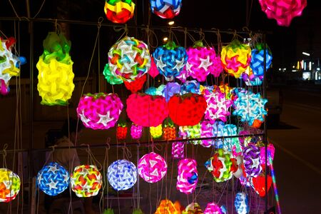 lamp at cholburi thailand Stock Photo - 15619047