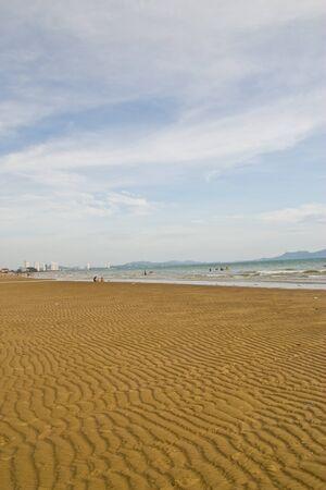sand Texture at pattaya thailand Stock Photo - 15619042