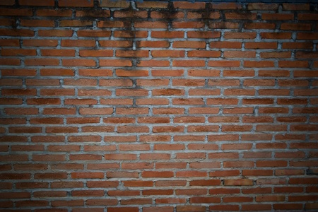 brick Background at thailand photo