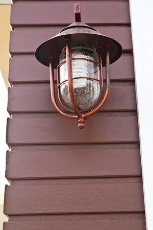 wall lamp at thailand Stock Photo - 16540644