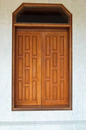 wood door Stock Photo - 16540727