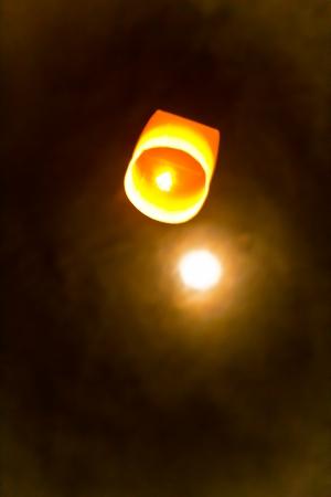loi: Sky lanterns festival,Thailand, Loy Krathong and Yi Peng Festival