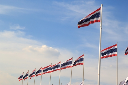thailand national flag photo