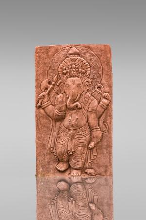 Ganesh sculpture photo