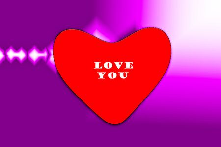 heart background Stock Photo - 17730386
