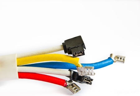 cable Wire Computer photo
