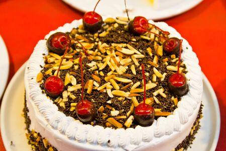 Chocolate cake Stock Photo - 17936082